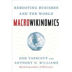 Macrowikinomics Book Cover